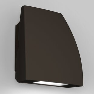 Endurance 19-Watt LED Outdoor Security Wall Pack by WAC Lighting