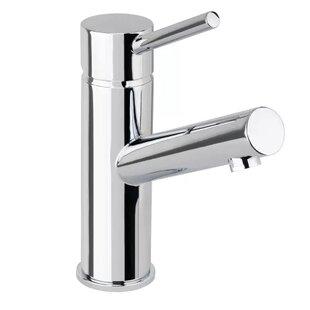 Miseno Mia Single Hole Bathroom Faucet with 50/50 Push-Pop Drain Assembly Image