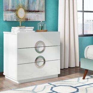 Austin 3 Drawer Standard Dresser