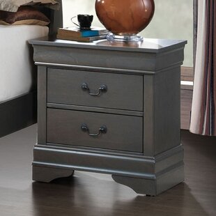 Look for Arndt 2 Drawer Nightstand by Charlton Home