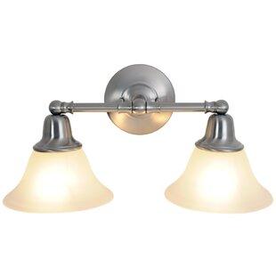 Monument Sonoma 2-Light Vanity Light