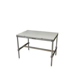 Aluminum I Frame Prep Table by PVIFS