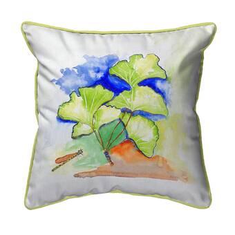 World Menagerie Wakely Hadia Paisley Indoor Outdoor Throw Pillow Reviews Wayfair