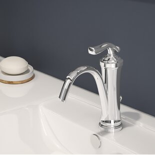 Symmons Winslet Single Hole Bathroom Faucet with Drain Assembly