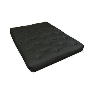 10 Foam and Cotton Cot Size Futon Mattress