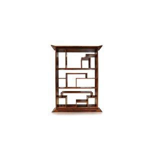 Cecere Geometric Bookcase