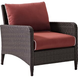 Mosca Patio Chair With Cushion