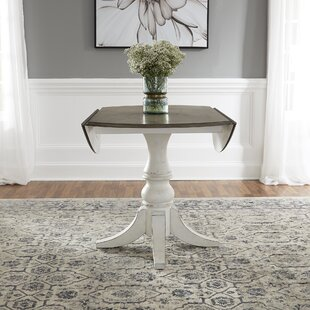 Tiphaine Drop Leaf Dining Table