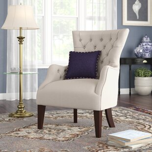Button Tufted Wingback Chair by Birch Lane?