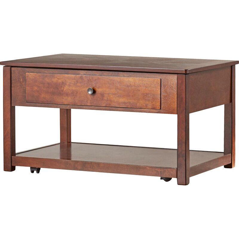 Darby Home Co Eastin Coffee Table With Lift Top Reviews Wayfair Ca