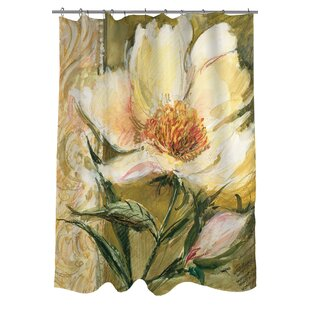 Loretta Single Shower Curtain by August Grove Great price