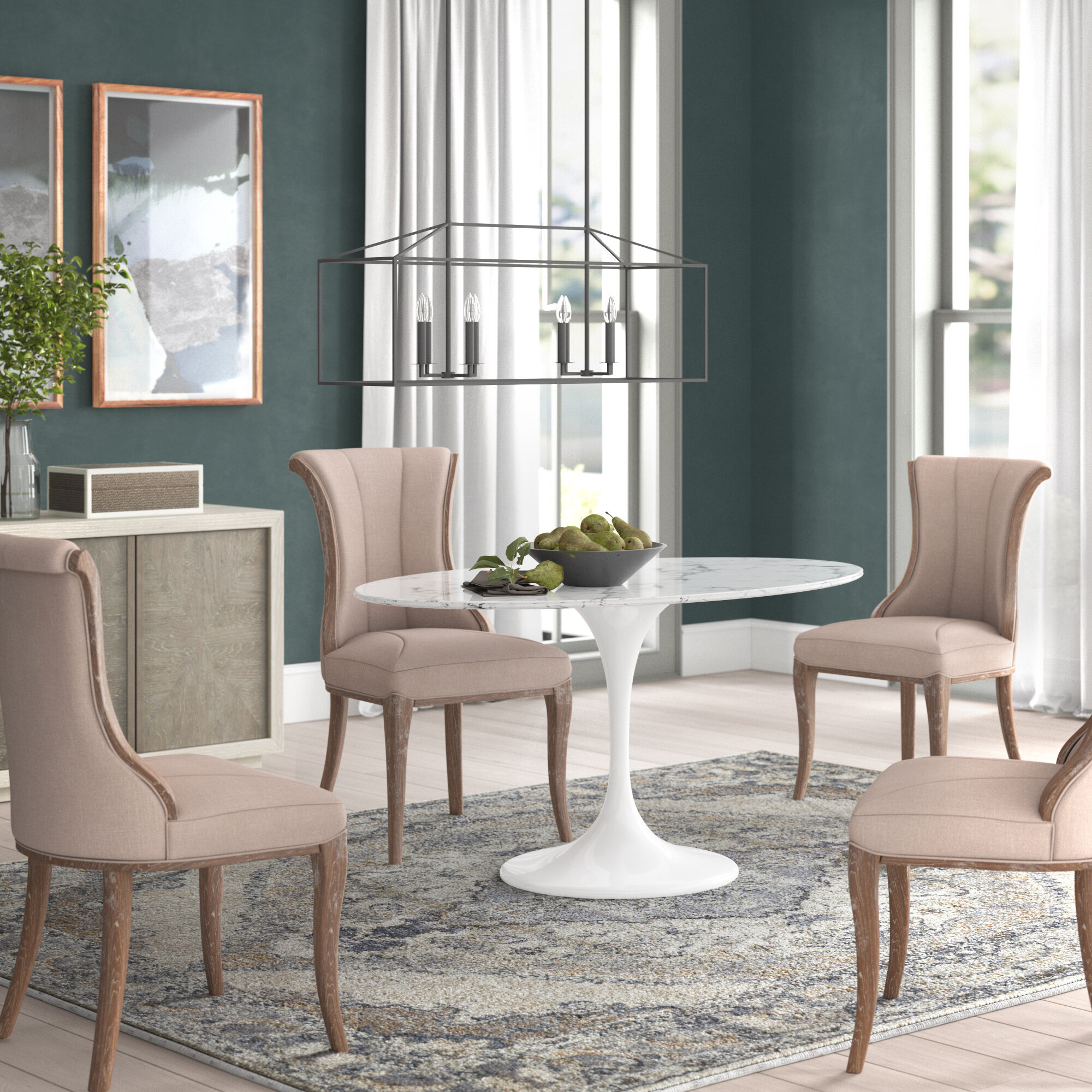 Glam Joss & Main Kitchen & Dining Tables You'll Love in 9   Wayfair