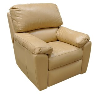 Omnia Leather Vercelli Leather Recliner