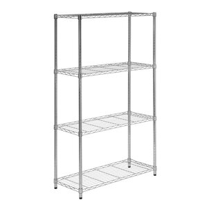 Storage 4 Shelf Shelving Unit