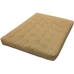 8 cotton futon mattress by gold bond online   rh   mybloggersroom