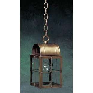 Xzavier 1-Light Outdoor Hanging Lantern