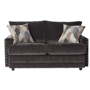 Hesse Loveseat by Charlton Home