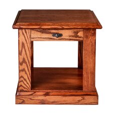 Mission 26 End Table by Forest Designs