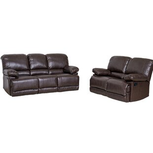 Coyer Reclining 2 Piece Living Room Set b..