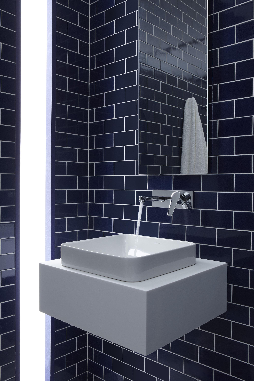 Kohler Vox Ceramic Square Vessel Bathroom Sink with Overflow | Wayfair