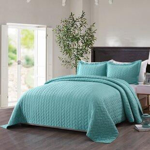 Dunagan Bedspread Quilt Set
