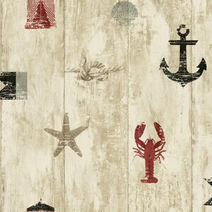 Nautical Living Weathered Seashore 33' x 20.5
