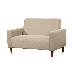 Falcon Contemporary Modern Living Room Loveseat