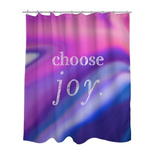 Quote Shower Curtain Wayfair