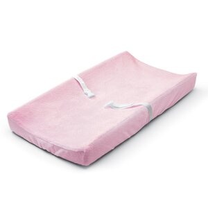Ultra Plushu2122 Blue Changing Pad Cover