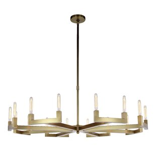 Donnell 16-Light LED Chandelier
