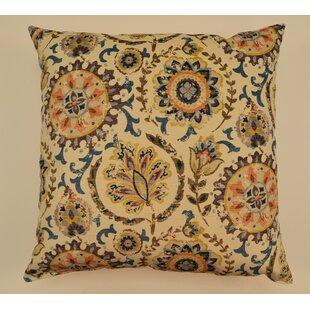 GrangeoverSands Peacock Throw Pillow