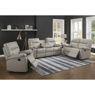 Find for Kenzie Reclining Configurable Living Room Set by MYCO Furniture Reviews (2019) & Buyer's Guide