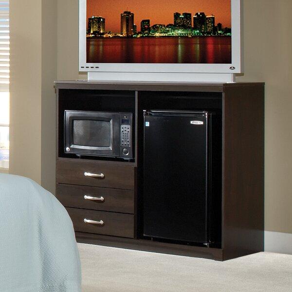Microwave Mini Fridge Cabinet Wayfair