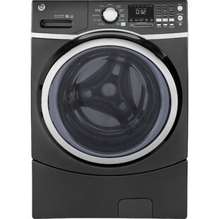 4.5 cu. ft. Energy Star Frontload Washer with Steam by GE Appliances