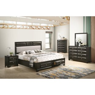 Beagan Platform 5 Piece Bedroom Set by Winston Porter Great price