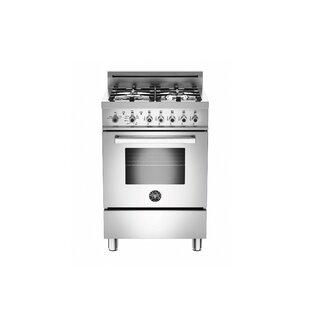 Professional Series 4-Burner Gas Range