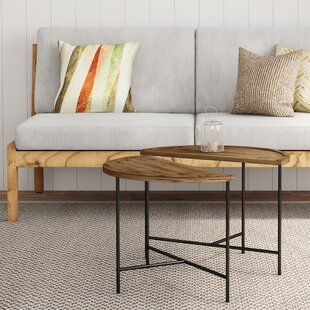Esma 2 Piece Coffee Table Set by Union Rustic