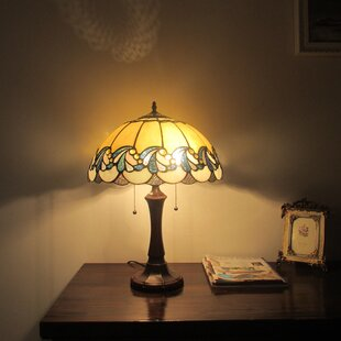 Downer Tiffany 2 Light Victorian 22