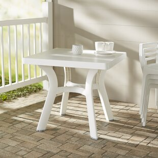Snake River Plastic Dining Table