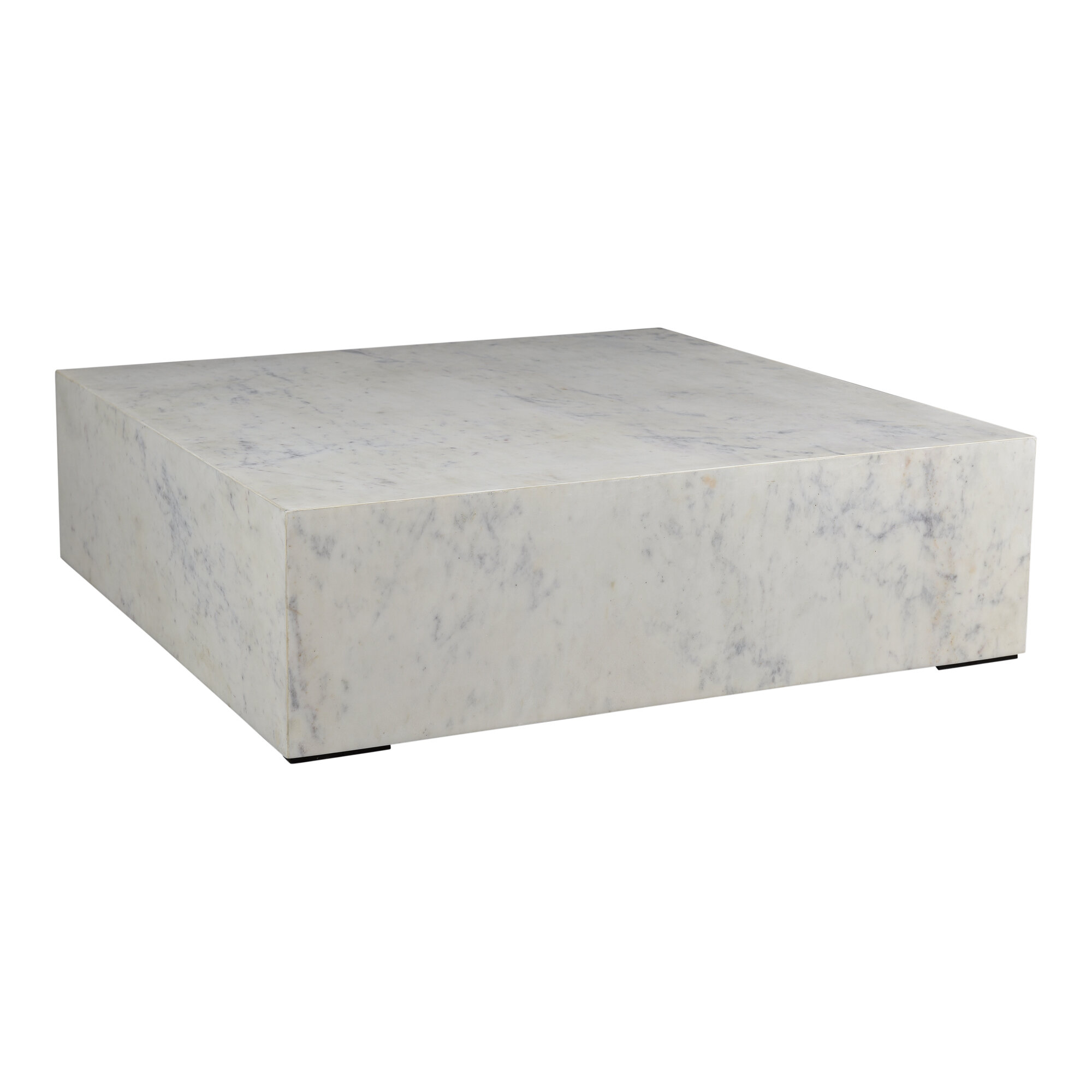 Genuine Marble Square Coffee Tables You Ll Love In 2020