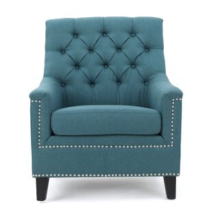 Highbury Fabric Armchair by Willa Arlo Inter..