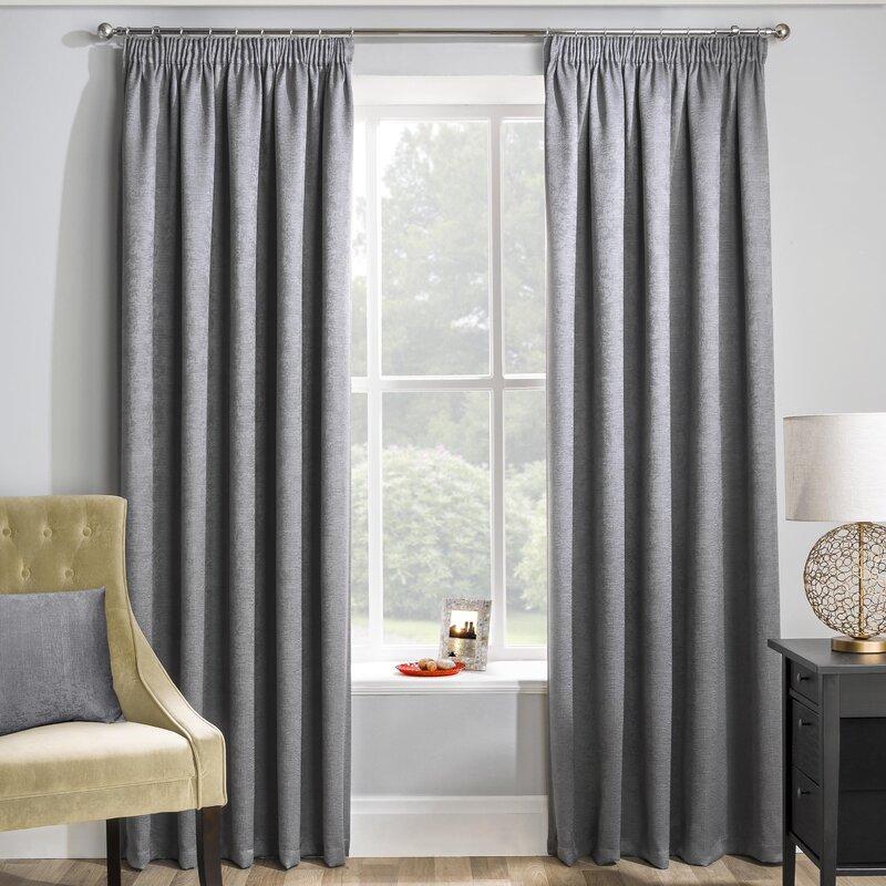 tyrone textiles vorhang matrix blackout zum verdunkeln. Black Bedroom Furniture Sets. Home Design Ideas