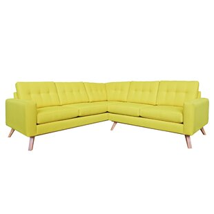 Shop Amber Reversible Sectional by Poshbin