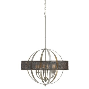 Trent Austin Design Burnett 6-Light Globe Chandelier