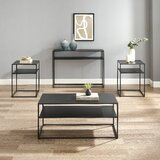 Kalama 4 Piece Coffee Table Set by 17 Stories