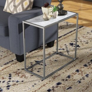 Online Reviews Roark End Table By Orren Ellis
