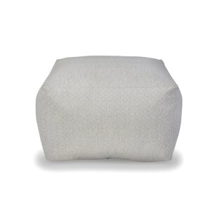 Spear Square Pouf