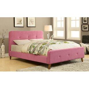 House of Hampton Clooney Upholstered Platform Bed