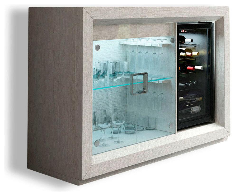 Brayden Studio Clemens Bar Cabinet Wayfair