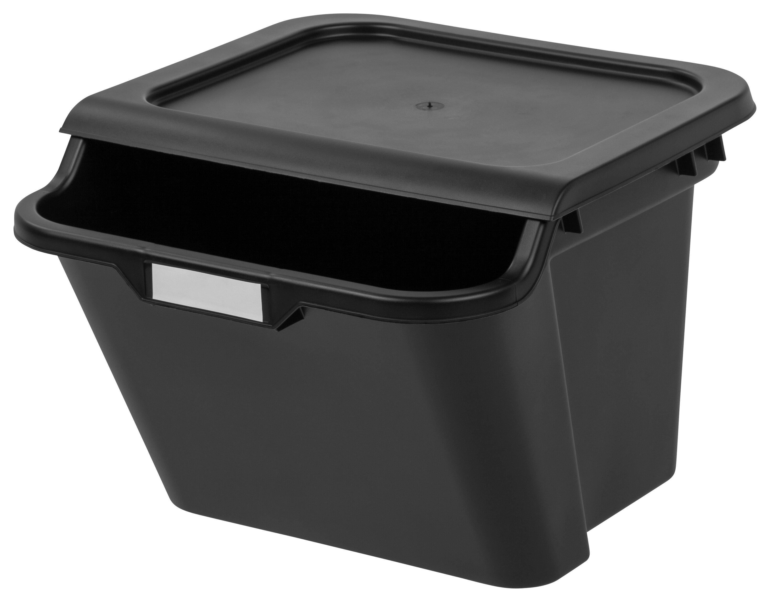 IRIS Recycle Storage Bin Reviews Wayfair
